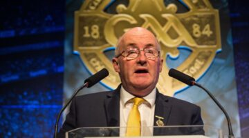 Is it time for contact sport to return? GAA president John Horan thinks not